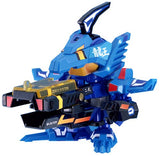 Takara 2004 Battle Bomberman B-Daman Zero 75 Blue Dragon King Souryuoh Zero2 System - Misc