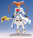 Max Factory Figma 005 Magical Girl Lyrical Nanoha Strikers Takamachi Barrier Jacket Ver.