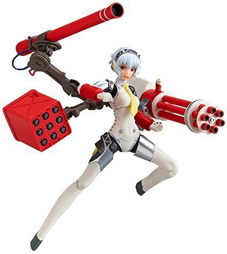 Max Factory Figma Sp-047 Persona 4 Aigis The Ultimate Ver. Action Figure Famitsu Original Color