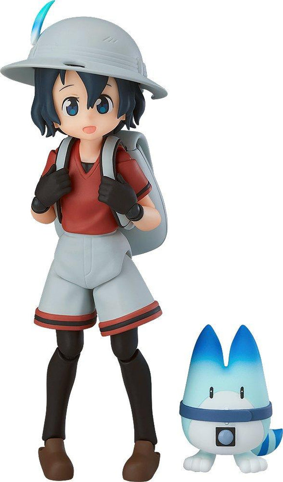 Max Factory figma 384 Kemono Friends Kaban (Pre-order)-DREAM Playhouse