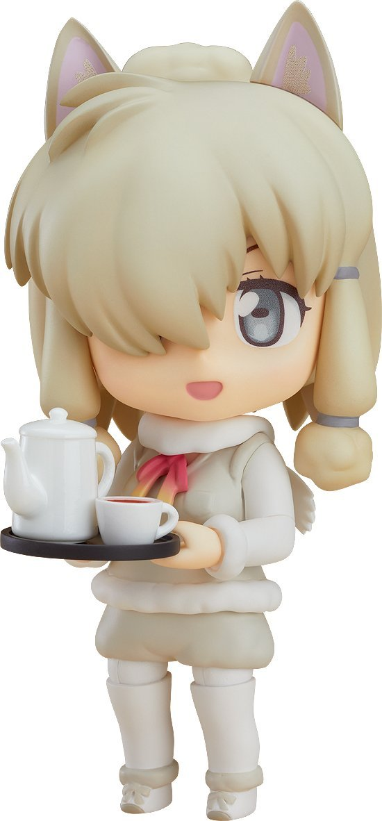 Good Smile Nendoroid 844 Kemono Friends Alpaca Suri