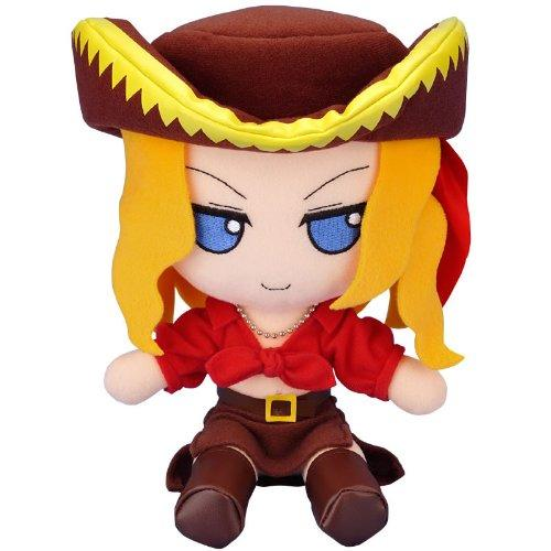 Gift Nendoroid Plushie Etrian Odyssey III The Drowned City Pirate Stuffed toy-DREAM Playhouse