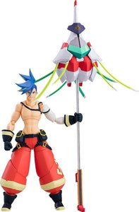 Max Factory figma 499 PROMARE Galo Thymos action figure - DREAM Playhouse