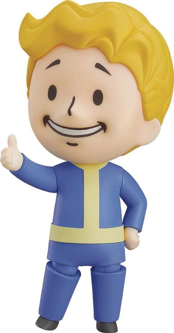Good Smile Nendoroid 1209 Fallout Vault Boy - DREAM Playhouse