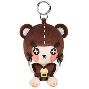 NetEase Identity V Mechanic Tracy Reznik Bear girl Cosplay Plush doll Keychain