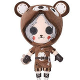 Identity V Tracy Reznik Mechanic bear girl DIY cloth change Plush doll