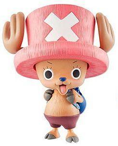 Megahouse Excellent Model One Piece POP Strong World Tony Tony Chopper DX 1/8 PVC Figure