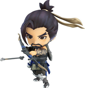 Good Smile Nendoroid 839 Overwatch Hanzo Classic Skin Edition-DREAM Playhouse