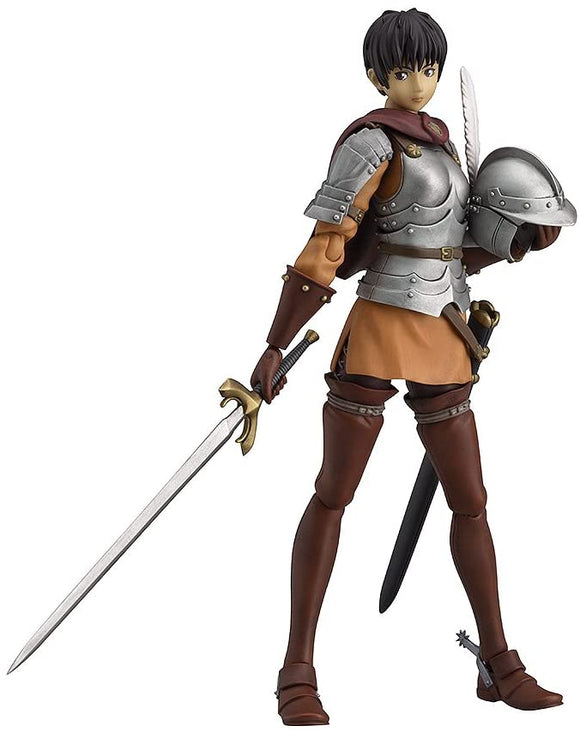 Max Factory figma 210 Berserk Movie Casca action figure