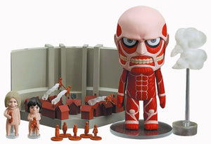 Good Smile Nendoroid 360 Attack On Titan Colossus & Playset