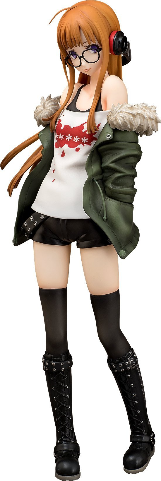 Phat Good Smile Persona 5 Futaba Sakura 1/7 PVC figure (Pre-order)-DREAM Playhouse