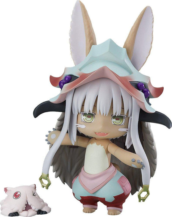 Good Smile Nendoroid 939 Made in Abyss Nanachi (Pre-order)-DREAM Playhouse