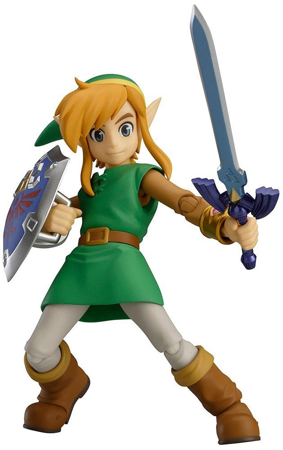 Max Factory Good Smile Company Figma 284 The Legend Of Zelda Link A Between Worlds Ver.