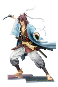 Kotobukiya Artfx J Hakuoki Soji Okita 1/8 PVC figure-DREAM Playhouse