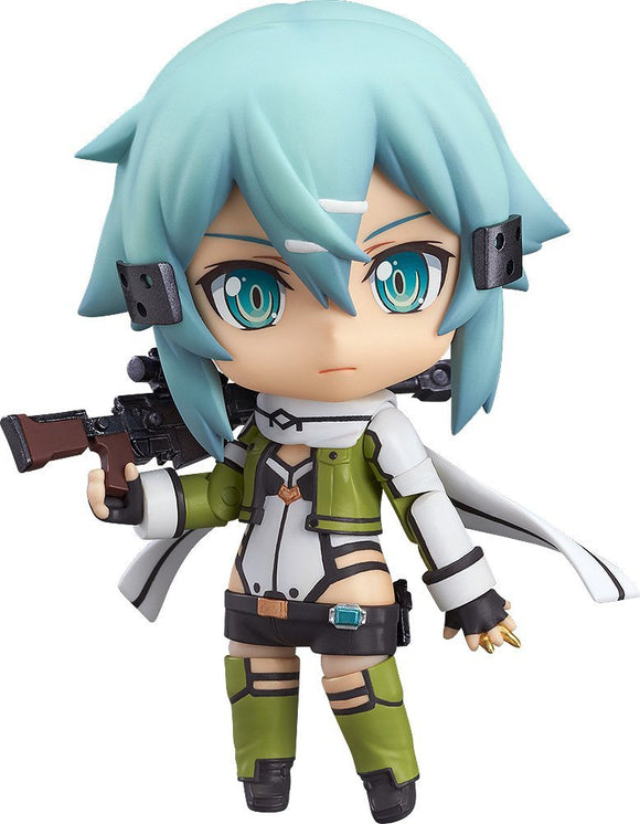 Good Smile Nendoroid 452 Sword Art Online Sao Ggo Sinon