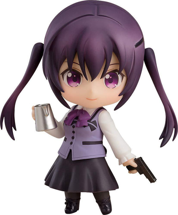 Good Smile Nendoroid 992 Is the Order a Rabbit?? Rize
