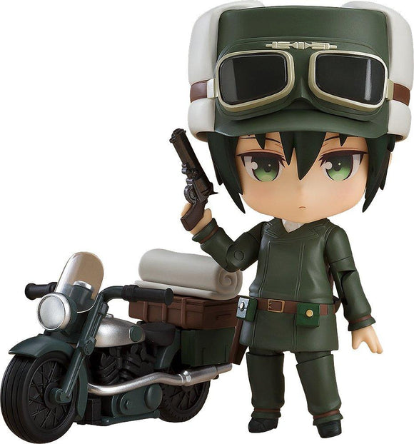 Good Smile Nendoroid 890 Kino's Journey the Beautiful World Kino & Hermes-DREAM Playhouse