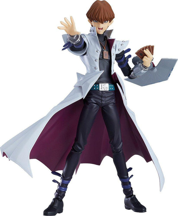 Max Factory figma 372 Yu-Gi-Oh! Seto Kaiba-DREAM Playhouse