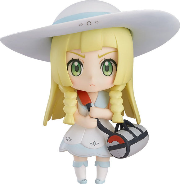 Good Smile Nendoroid 780 Pocket Monster Pokemon Lillie