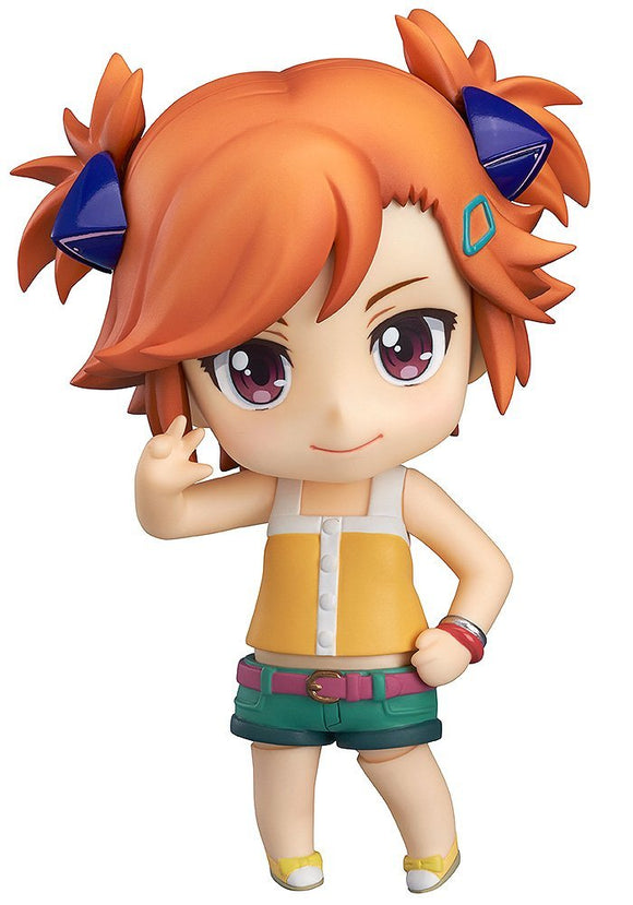 Good Smile Nendoroid 483 Captain Earth Akari Yomatsuri