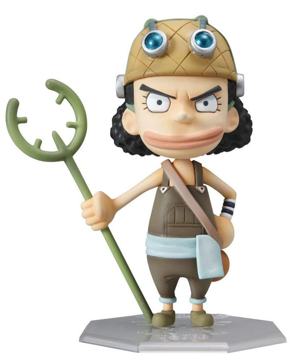 Megahouse Excellent Model One Piece POP Theater Straw Soge-King Usopp 1/8 PVC Figure