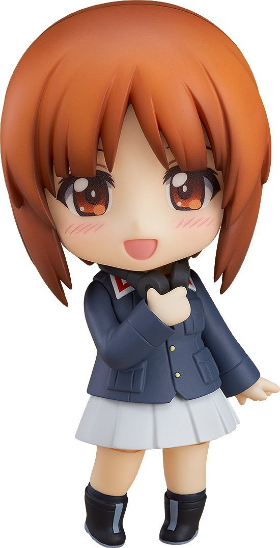 Good Smile Nendoroid 825 GIRLS und PANZER Miho Nishizumi Panzer Jacket & Peacoat Ver.-DREAM Playhouse
