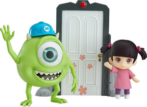Good Smile Nendoroid 921-DX Disney Monsters, Inc. Mike & Boo Set DX Ver. (Pre-order)-DREAM Playhouse