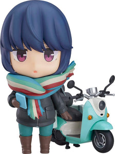 Good Smile Nendoroid 1451 Yurucamp Laid-Back Camp Rin Shima Touring Ver. - DREAM Playhouse