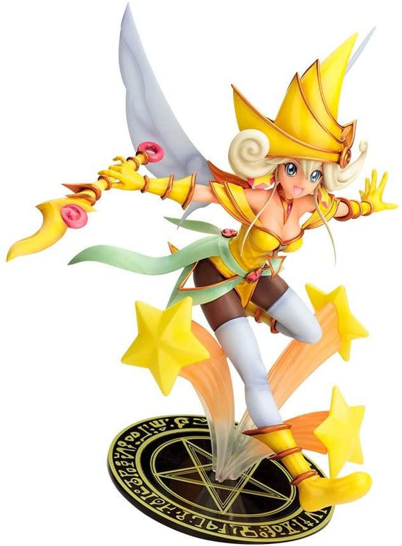 Kotobukiya Yu-Gi-Oh! the Movie Lemon Magician Girl 1/7 PVC Figure - DREAM Playhouse