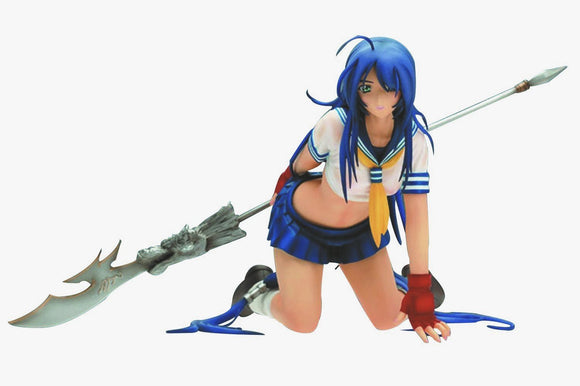 Griffon Enterprises Grand Toys Ikki Tousen Kanu Unchou Wet uniform Ver. DX 1/7 PVC figure-DREAM Playhouse