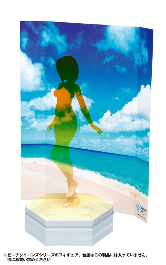 Wave Beach Queens Ornament Extension Base Set-DREAM Playhouse