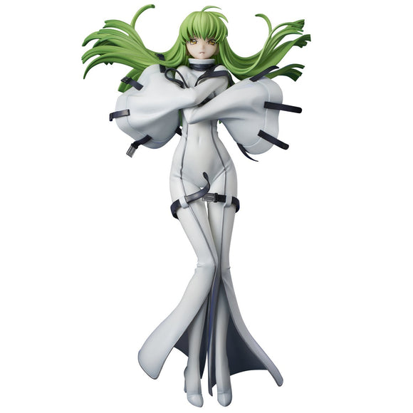 Union Creative Code Geass Lelouch of the Rebellion C.C. 1/7 PVC figure (Pre-order)-DREAM Playhouse