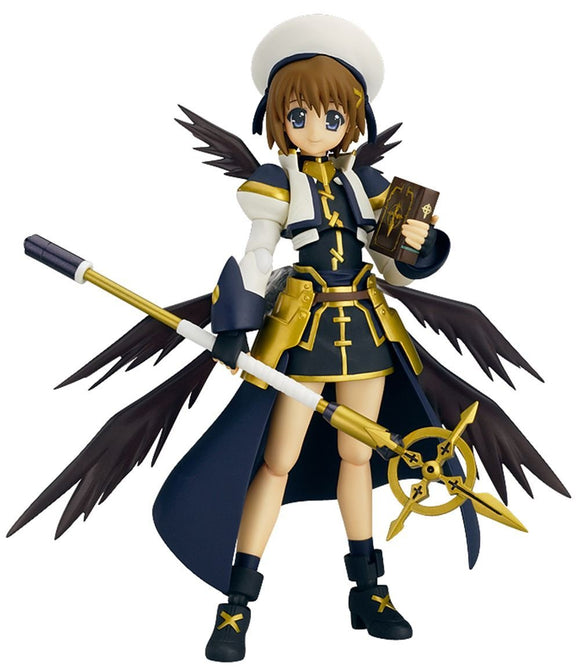 Max Factory Figma 188 Magical Girl Lyrical Nanoha Yagami Hayate The Movie 2Nd As Ver
