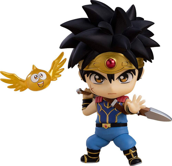 Good Smile Nendoroid 1547 Dragon Quest The Adventure of Dai Hero Dai