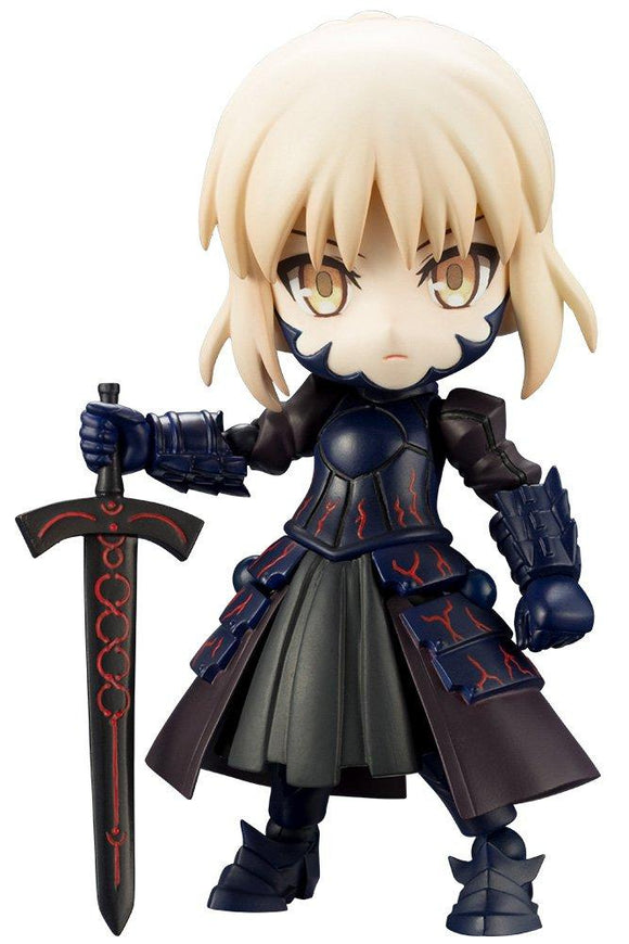 Kotobukiya Cu-poche Fate Grand Order FGO Saber Altria Pendragon Alter (Pre-order)-DREAM Playhouse