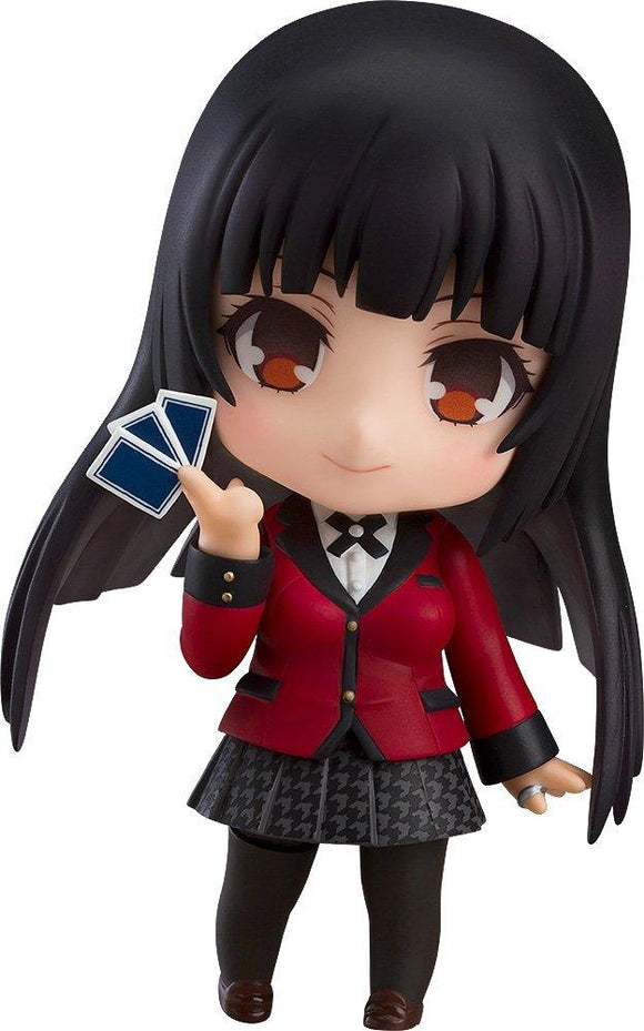 Good Smile Nendoroid 882 Kakegurui Compulsive Gambler Yumeko Jabami-DREAM Playhouse