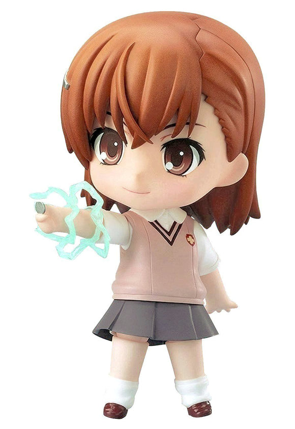 Good Smile Nendoroid 345 Toaru Kagaku No Railgun S Mikoto Misaka Majutsu Index