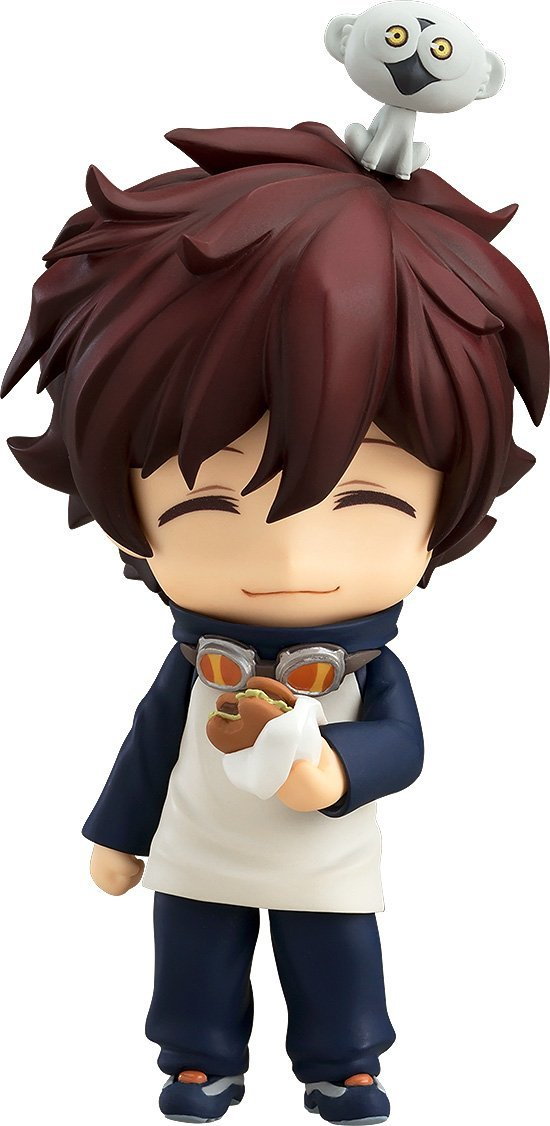 Good Smile Nendoroid 742 Blood Blockade Battlefront & Beyond Leonardo Watch-DREAM Playhouse