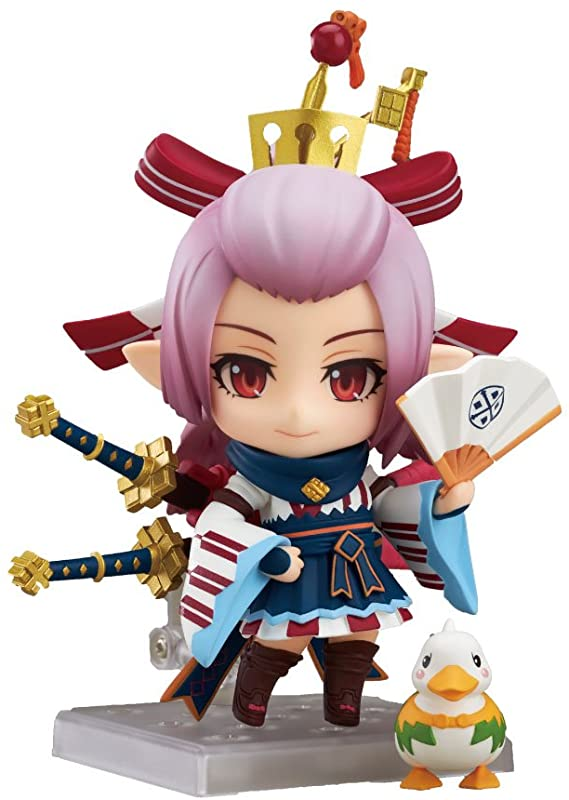 Good Smile Nendoroid 587 MONSTER HUNTER Guild Master - DREAM Playhouse
