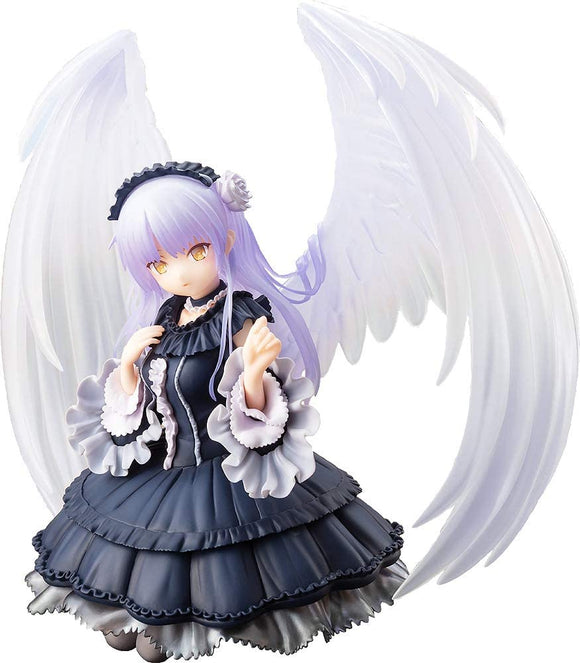 Chara-ani Angel Beats! Kanade Tachibana Key 20th Gothic Lolita Ver. 1/7 PVC figure - DREAM Playhouse