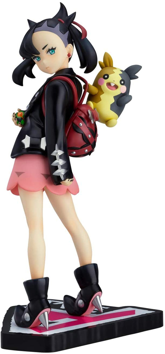 Max Factory Pokemon Sword and Shield Marnie & Morpeko 1/8 PVC figure - DREAM Playhouse