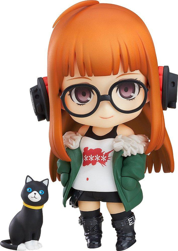 Good Smile Nendoroid 963 Persona 5 Futaba Sakura (Pre-order)-DREAM Playhouse