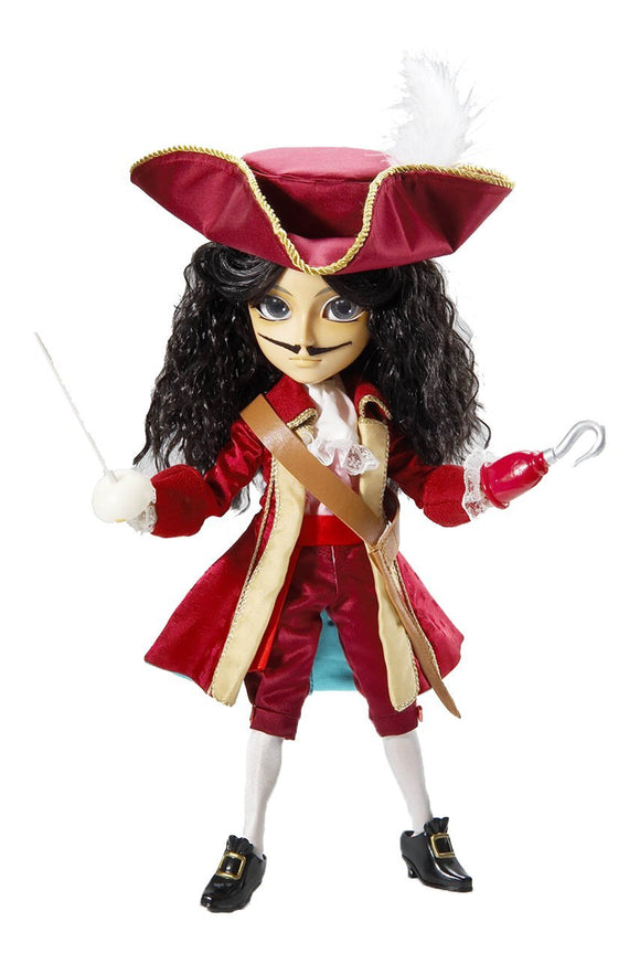 Groove Inc. Pullip Neo Taeyang T-202 Disney Peter Pan Captain Hook Fashion Doll (Jun Planning) - Doll