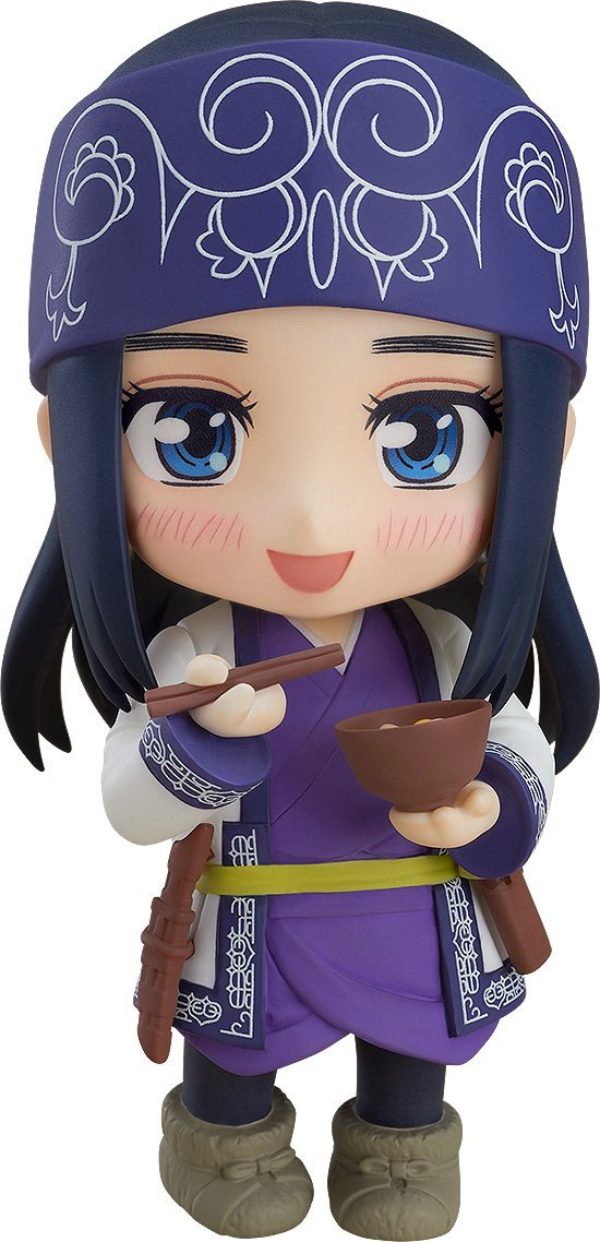 Good Smile Nendoroid 902 Golden Kamuy Asirpa (Pre-order)-DREAM Playhouse