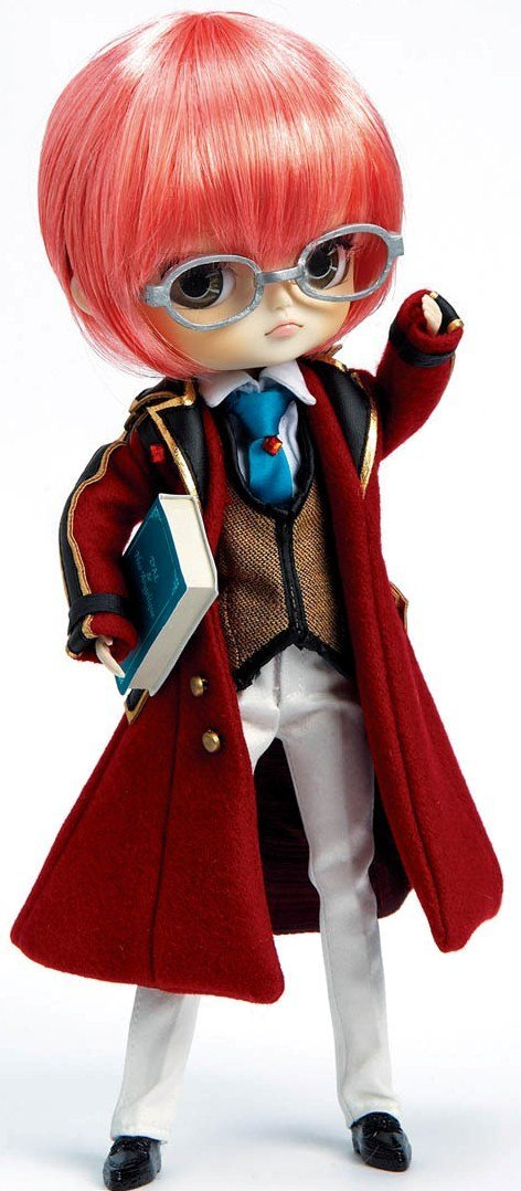 Groove Inc. Pullip Dal X Neo Angelique Abyss D-100 Erenfried Girl Fashion Doll (Jun Planning F-334) - Doll
