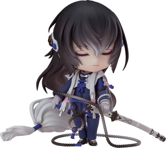 Good Smile Orange Rouge Nendoroid 827 Touken Ranbu Online Juzumaru Tsunetsugu