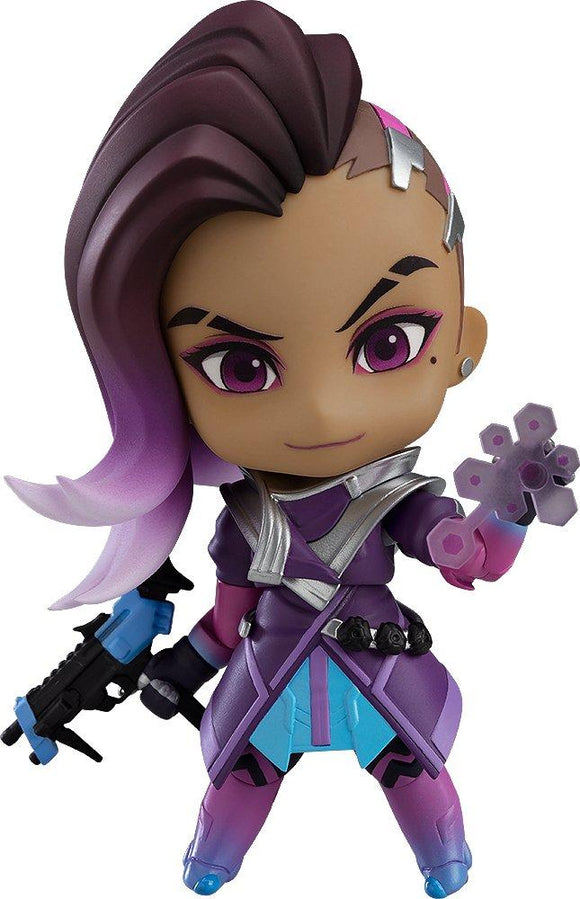 Good Smile Nendoroid 944 Overwatch Sombra Classic Skin Edition (Pre-order)-DREAM Playhouse