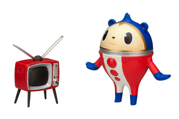 Phat Twin Pack Persona 4 TV Series Teddie Kuma and TV-DREAM Playhouse