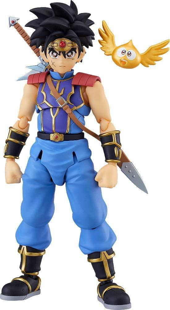 Max Factory figma 500 Dragon Quest The Adventure of Dai Hero Dai action figure - DREAM Playhouse