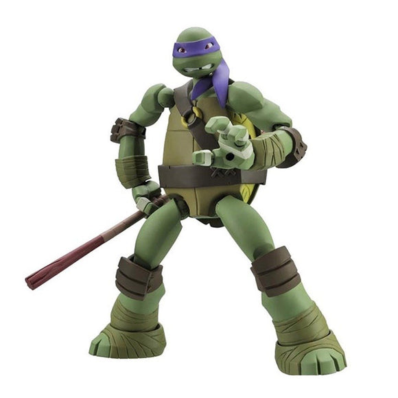 Kaiyodo Revoltech Tmnt Teenage Mutant Ninja Turtles Don Donatello Action Figure